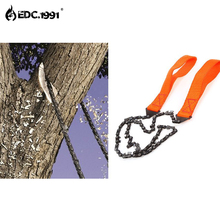 High Strength Protable Steel Saw Wire Camping Hunting Travel Emergency Survive Tool Stainless Outdoor Survival kit