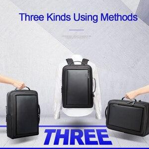 Image 5 - BOPAI Vergrößern Anti diebstahl Laptop Rucksack USB Externe Lade 16 Zoll Multifunktions Rucksack Tasche Reisetasche Männer Schule Jugendliche