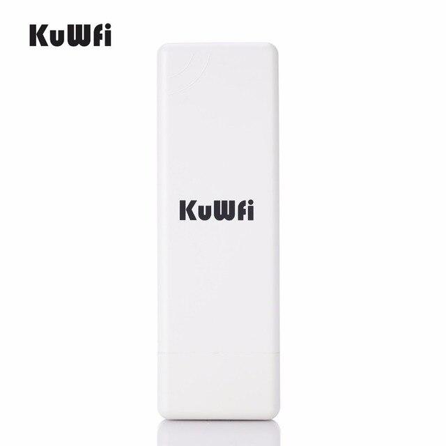KuWfi 2 KM 150 mb/s Router bezprzewodowy na świeżym powietrzu wodoodporny bezprzewodowy Router CPE 1000 mW WIFI most i Repeater wsparcie monitora kamera IP