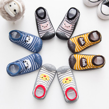Baby Girl Boy Soft Comfortable Outdoors Shoes Soft Cartoon A