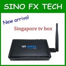 Singapore tv super doos