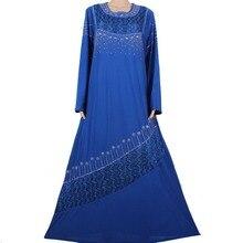 Muslim abaya dress islamic hijab long dress dubai kaftan robe abaya turkish clothes muslim abaya dresses 70MD791