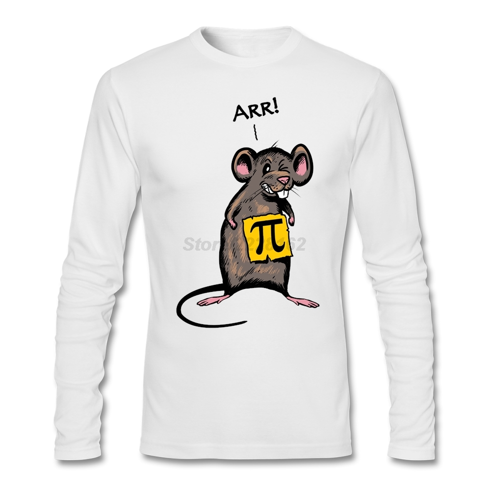 T shirt japanese design - Mouse Japanese T Shirt Mens Full Sleeve Asian Size Clothes Designs Pirate Pi Rat For Men