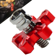 M8* 1,25 Мотоцикл сцепления кабель провода регулятор винт для Honda CB1000 большой один CB125 CB250 CB400 CB-1 NC27 CB500 CB600 Hornet