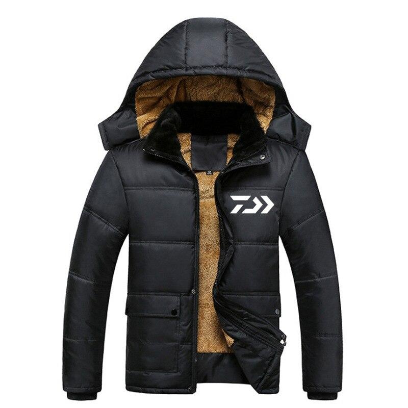 Trajes de deporte de invierno pesca chaquetas de los hombres senderismo trajes 4xl pesca impermeable chaqueta a prueba de viento hombre escalada abrigos caliente impermeable