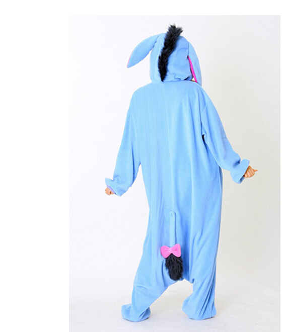 Unisex Men Women Adult Pajamas Cosplay Costume Animal Onesie Donkey  Sleepwear Plus Size S M L XL halloween costumes for women on Aliexpress.com   ef3bea6df752