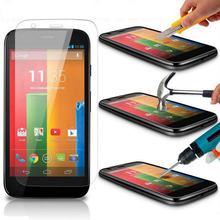 Front Tempered Glass Screen Protector For Motorola For Moto G G2 G3 X1 X2 xplay X Style E E2 Protective Film For Google Nexus 6