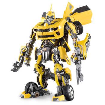 WJ M03 Battle Blades Battle Hornet KO Masterpiece MPM03 Transformation metal alloy part figure toys - DISCOUNT ITEM  0% OFF All Category