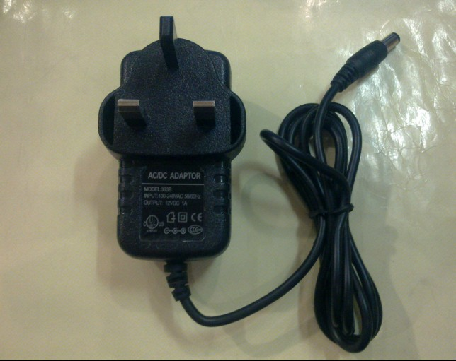 1*12V 1A DC switch Power Supply Adapter For CCTV Camera EU for Security camera 12v 5a 8ch power supply adapter work for cctv suveillance camera system dc 12v power supply 8 port dc pigtail coat
