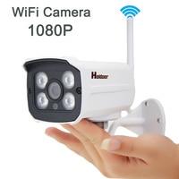 Wireless 1080P IP Network Camera Outdoor Webcam Camera Built In IR Cut P2P Night Vision