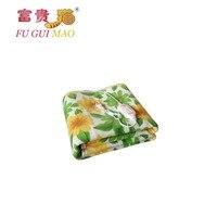 FUGUIMAO Elektrikli Battaniye 220 v elektrik ısıtmalı battaniye Peluş ısıtıcılı battaniye Yataklar için 150x70 cm Yatak Isıtıcıları Vücut Isıtıcıları Isıtmalı