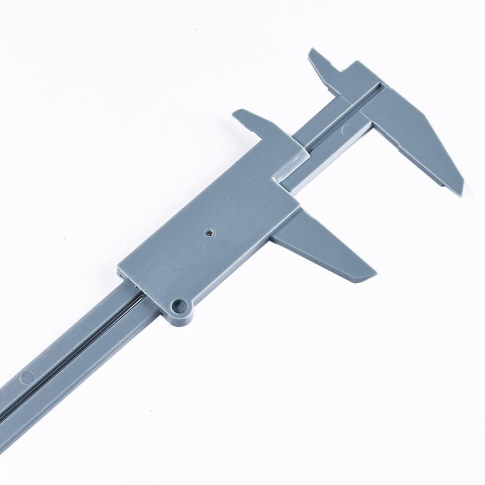 150 mm-es féknyereg műanyag mérőszerszám, hordozható Vernier - Mérőműszerek - Fénykép 4
