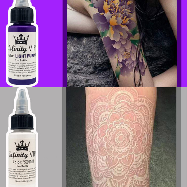 30ML Semi Permanent Natural Plant Tattoo Pigment Permanent Makeup Tattoos Ink Pigment For Body Art Paint Tattoo Color Inks TSLM2 1