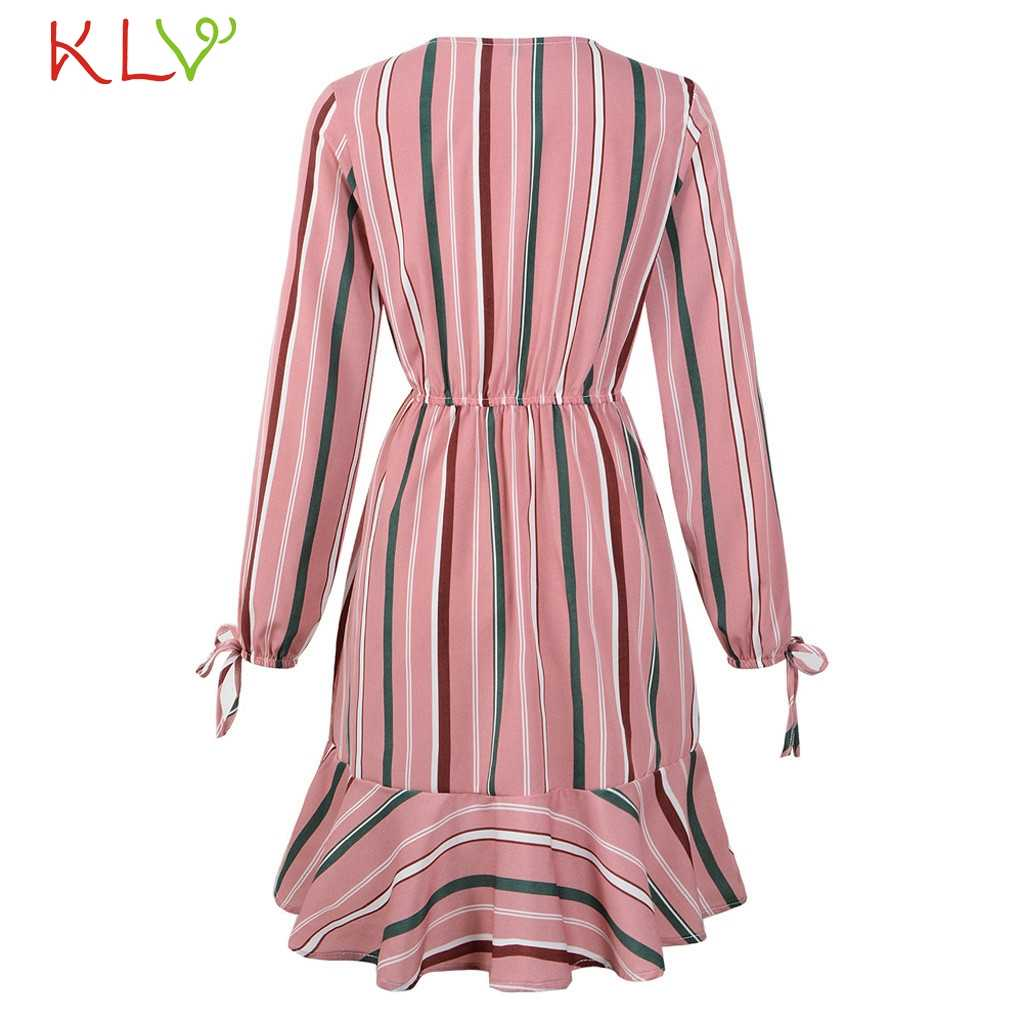 c67ee83fe6 Dress Women Elegant Big Size Chiffon Bohemian Black Formal Vintage Dress  For Evening Party Night Robe Femme Hiver 2018 18Nov29