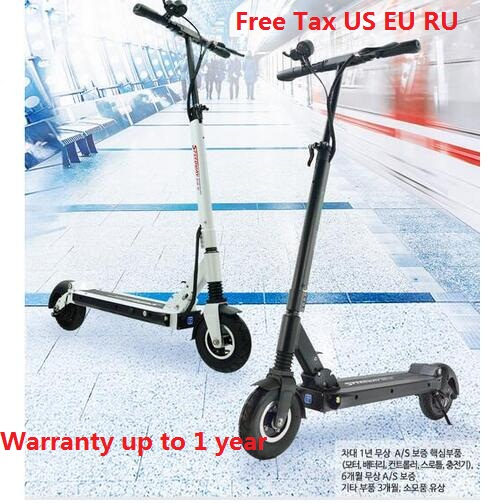 2018 RUIMA mini 4 versione impermeabile 48 V 15.6A BLDC HUB potente scooter impermeabile forte potere scooter elettrico