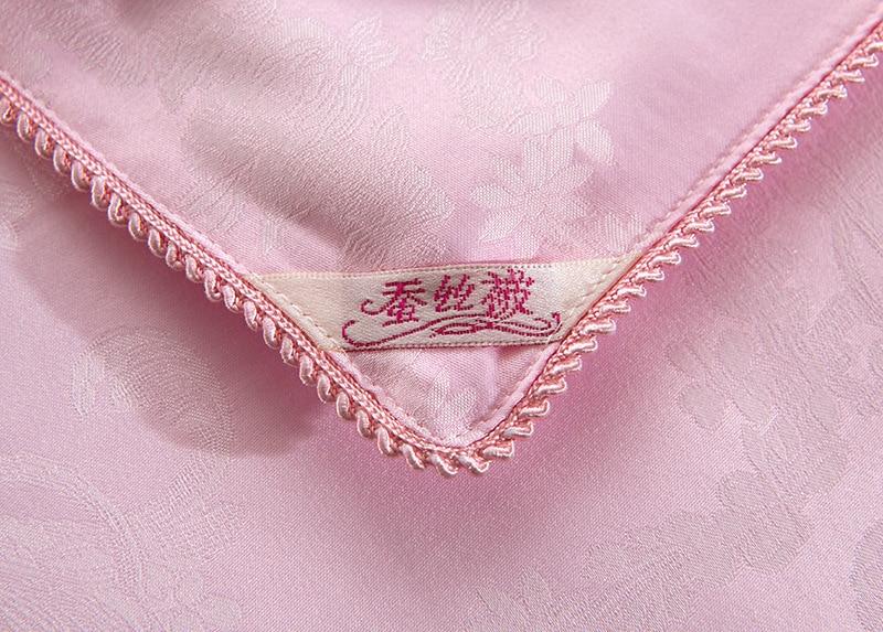 220x240cm Vitt silke alternativt dekoration Duntäcken Infoga King - Hemtextil - Foto 5