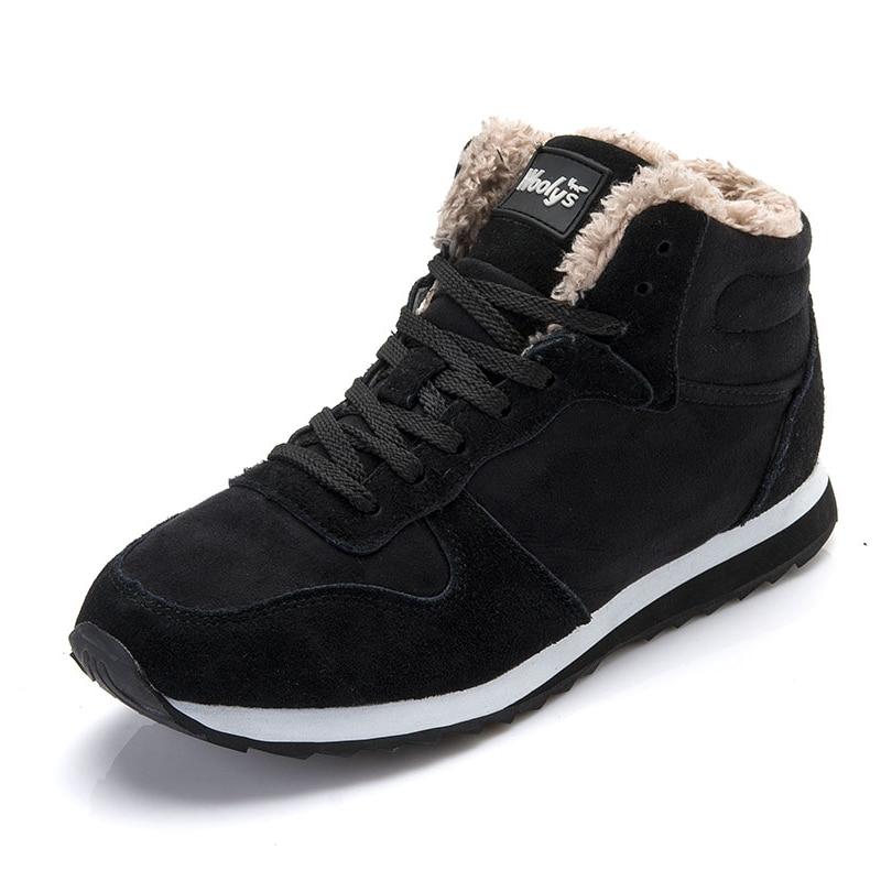 Men Winter Shoes font b Snow b font font b Boots b font Men font b