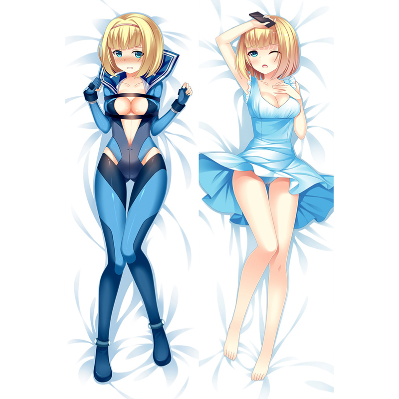 Decorative Body Pillow Anime : hot japanese anime Decorative Hugging body pillow cover case Heavy Object Sexy Girl Double sided ...
