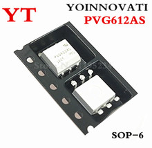 50 Stks/partij PVG612AS PVG612A PVG612 6 SMD Sop 6 Ic Beste Kwaliteit