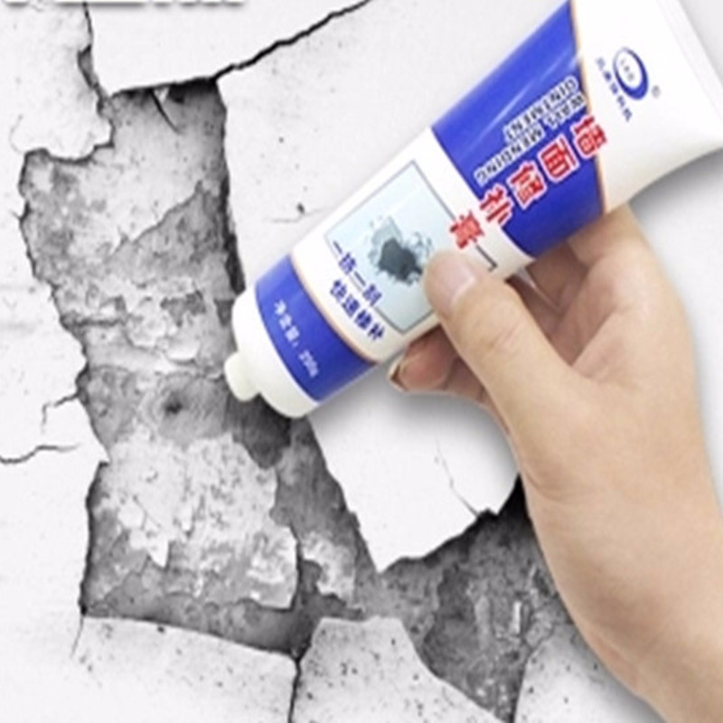 Hapyline Wall Ointment wall shedding repair white inner wall drop skin repair wall crack fill hole putty paste|Tile Grout| |  - title=
