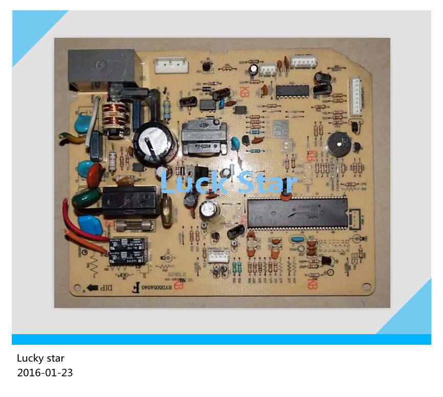 95% new for Mitsubishi Air conditioning computer board circuit board RYD505A040F good working 95% new used for mitsubishi air conditioning board rya505a360 computer board good working