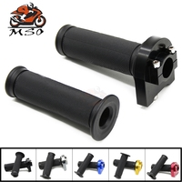 For YAMAHA TMAX 500 530 VMAX 1200 1700 N MAX NMAX 125 155 Motorcycle Hand Grip Motocross Hollow Hand Bar Grips Motorbike Handbar