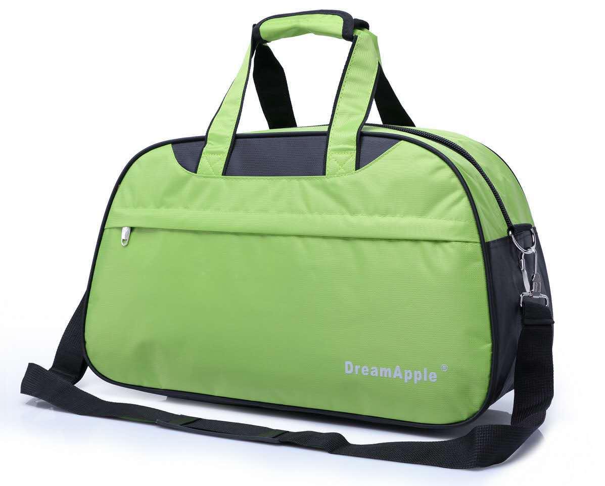 Red black envio gratis bolsa viaje mujer marca Travel bag women men portable travel agent luggage shoulder tote bag Travel Bags