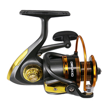 цена на Hotsell Metal Fishing Reel 10BB JS1000-7000 5.0:1 Left/Right Hand Spinning Coil Fishing Wheel Carp Trout Tackle Reel For Fishing