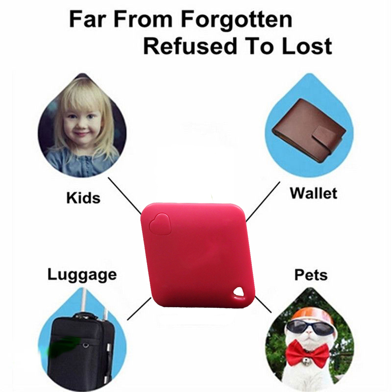 2018 font b Baby b font Monitor Smart Finder for Kids Elderly Wallet Anti lost Bluetooth