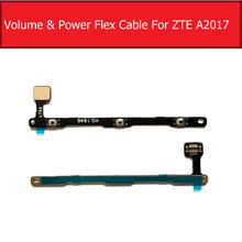 Power & Volume Flex Kabel Voor ZTE Axon Secret 7 A2017 A2017G A2017U Power & Volume Controle Kant Sleutelschakelaar knop Vervanging(China)