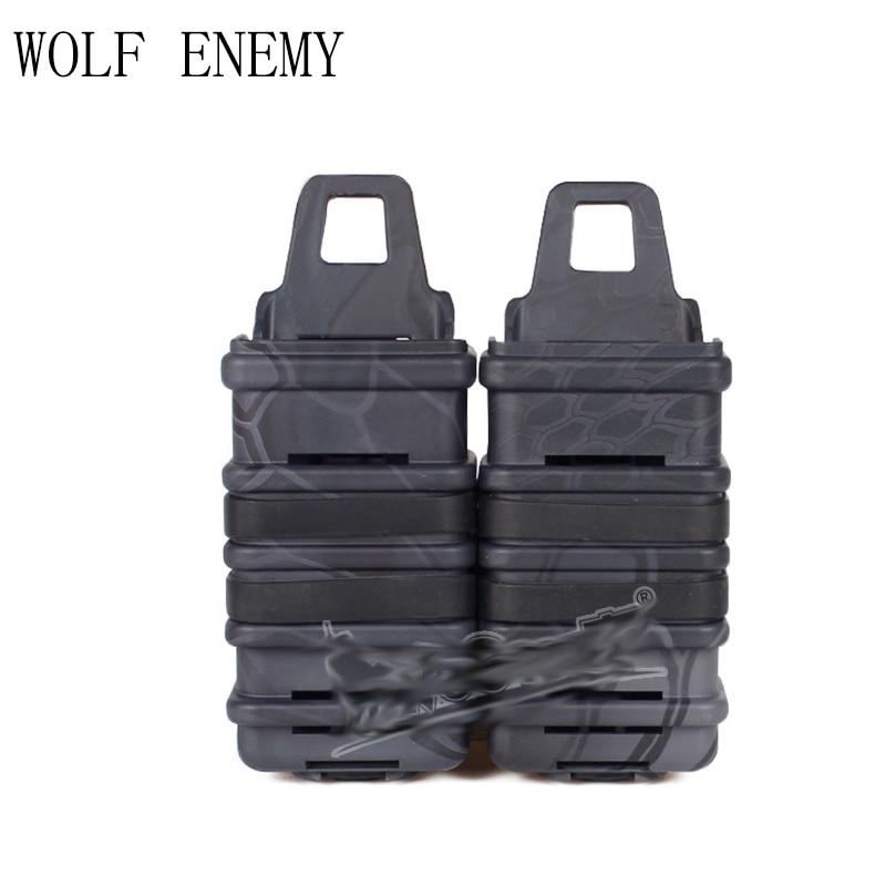 Тактический FastMag Gen3 MP7 серия журнал патронная сумка для боеприпасов кобура для обоймы быстрая перезарядка тяжелых крепежный элемент для магазина для MOLLE Басовцы Системы