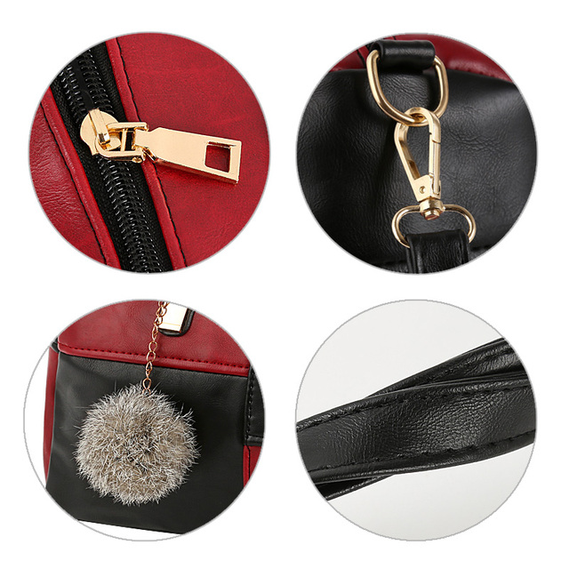 new casual small patchwork pillow handbags hotsale women evening clutch ladies party purse famous brand shoulder crossbody bags