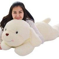 Large Giant Plush Toy Stuffed Sheep Toy Dog Dolls Snorlax Pikachu Olaf Kawaii Toys Maynkraft Elmo