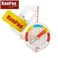 KANPAS elite concorso orienteering bussola/bussola pollice/, trasporto libero bussola/orienteering attrezzature e prodotti