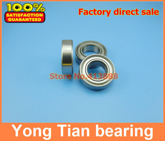 High Quality SUS440C environmental corrosion resistant stainless steel deep groove ball bearings S6207ZZ 35*72*17 mm 4pcs lot high quality abec 1 z2v1 stainless steel deep groove ball bearings s6005zz 25 47 12 mm