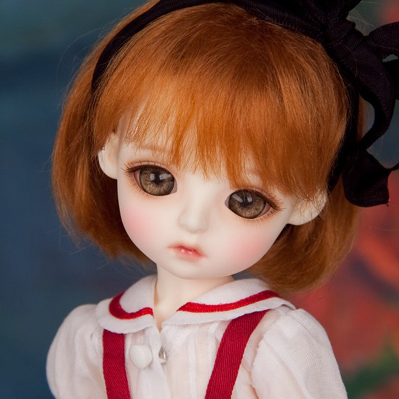 OUENEIFS lina chouchou Daisy 1/6 bjd resin figures body model reborn baby girls boys dolls eyes High Quality toys shop make up