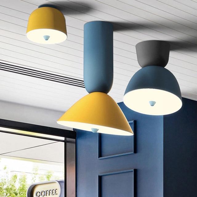 NEW LED Ceiling Light With Adjustable Angle 220V Ceiling Lights Lighting