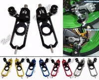 waase CNC Aluminum Chain Adjusters with Spool Tensioners Catena For Suzuki GSXR1000 GSXR 1000 2007 2008 K7