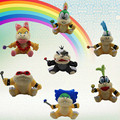 7 unids/pack Super Mario Bowser Koopa rey Lemmy Lggy Ludwing Roy Bully Wendy O Morton Koopa jr. Larry peluches peluches muñeca