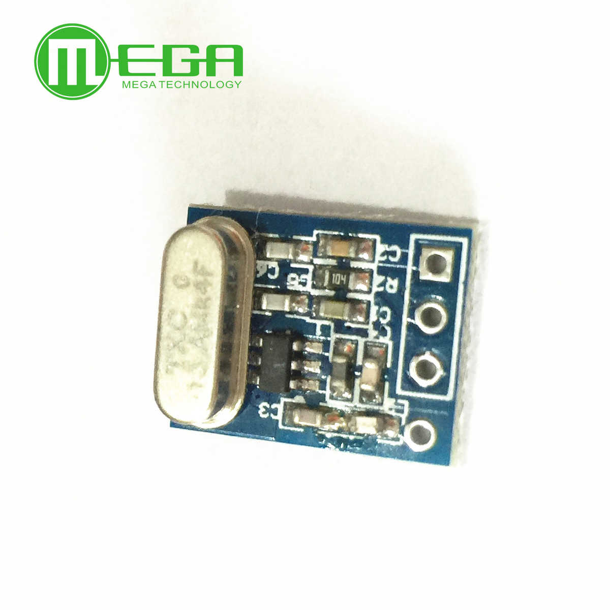 SYN115 433 MHZ Transmitter & Receiver Modul Papan Modul ASK Wireless SYN480R (433 MHZ)