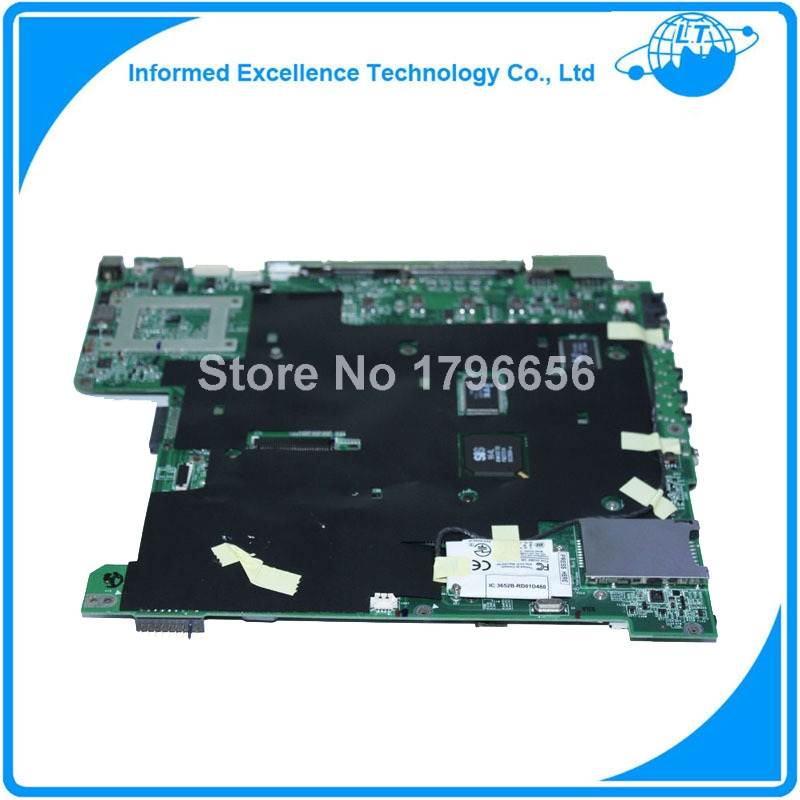ФОТО For Asus A6U Laptop Motherboard Fully Tested Working Perfect 90days warranty