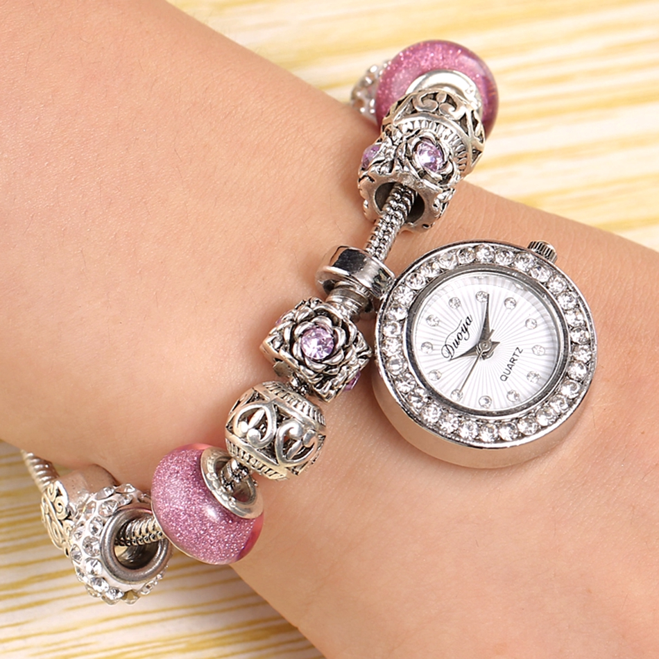 Resultado de imagem para pulseiras com relógios 2017