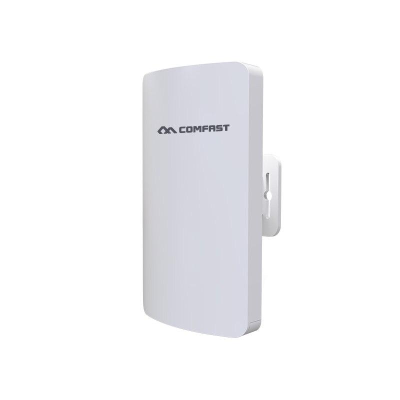 2 pièces ~ CF-E120A Comfast 300 Mbps 5.8 Ghz Point d'accès extérieur 11dBi antenne WI-FI pont sans fil WIFI CPE Nanostation wif