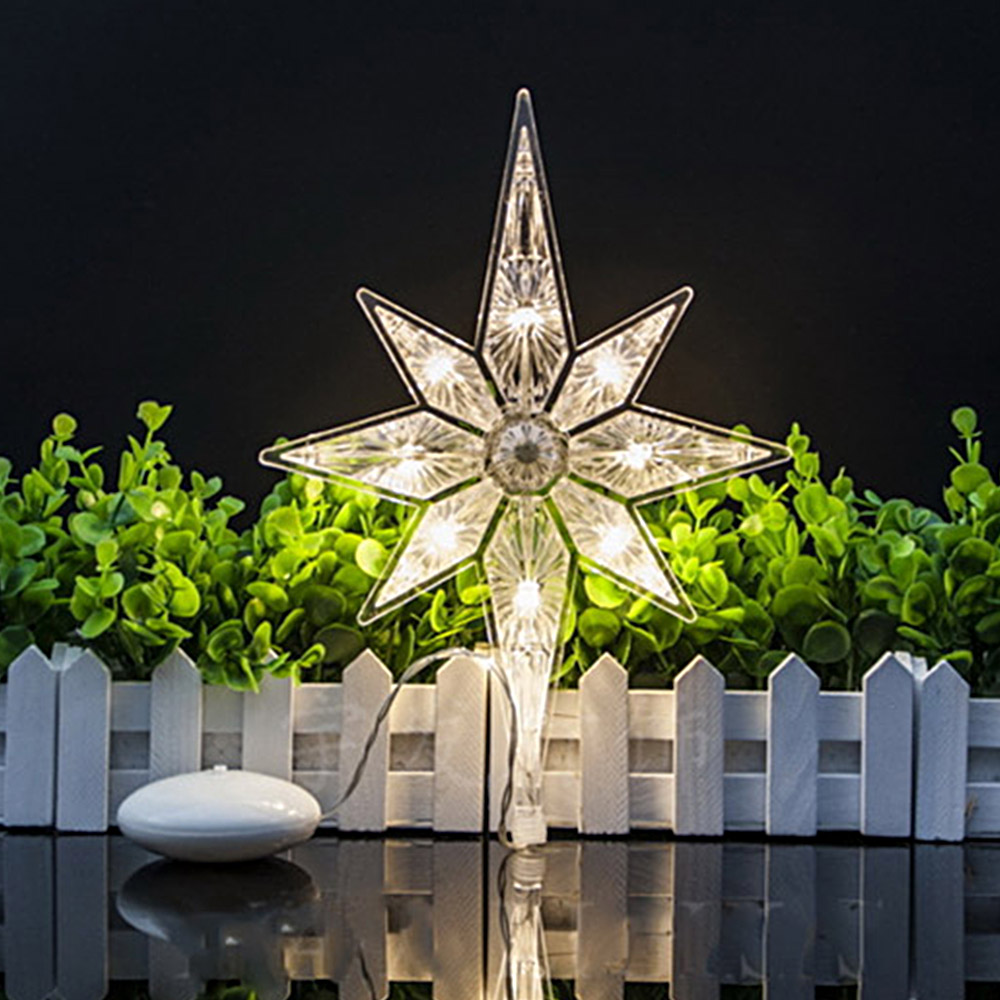 LED Polaris Night Light Star String Lights Lamp Christmas Party Fairy Home Decoration Lights Garland 30m 300 led 110v ball string christmas lights new year holiday party wedding luminaria decoration garland lamps indoor lighting