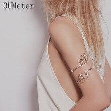 3UMeter 2019 New  Armbanden Voor Vrouwen Cuff Bracelets Meta