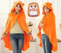 Anime Himouto Umaru Chan Sankaku Cloak Hoodies Flannel Coat Umaru Chan Doma Cape Cosplay Costume
