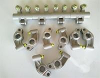 12pcs/set Engine valve rocker arm for chery 477F engine Intake rocker arm and Exhaust rocker arm for chery fora a5 e5 fulwin