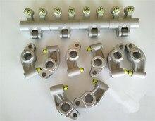 12 pçs/set Motor válvula rocker arm para chery 477F balancim balancim De Admissão e de Escape do motor para fora chery a5 e5 fulwin