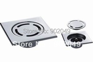 KL-88 Bounce Bathroom Accessory Stainless Steel Floor Drains Custom Made Item with High Quality