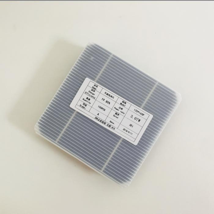 v kits 40 pces 3.07 w célula